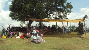 Suumer camp n Kenya